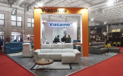 Vizcaíno & Constan World in Zaragoza's Furniture Fair 2016