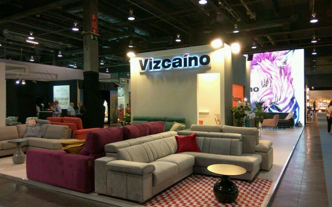 Vizcaíno & Constan World Sofás expondrán en la Feria Habitat Valencia 2018